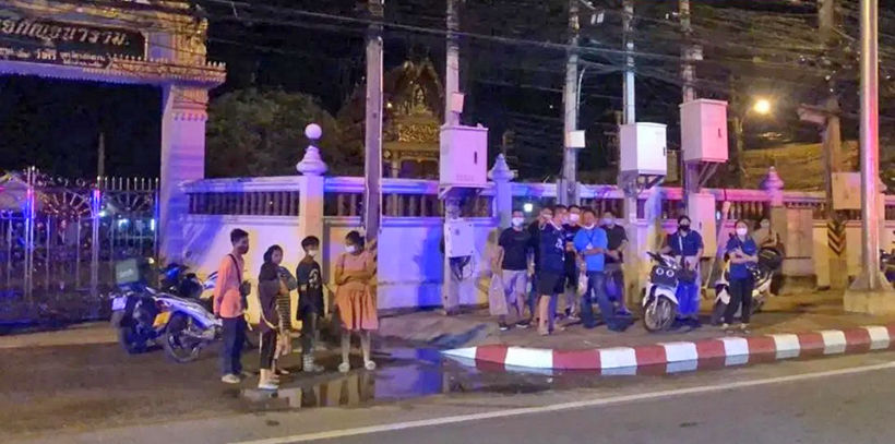 Pattaya motorcyclist killed in collision with minivan | News by Thaiger