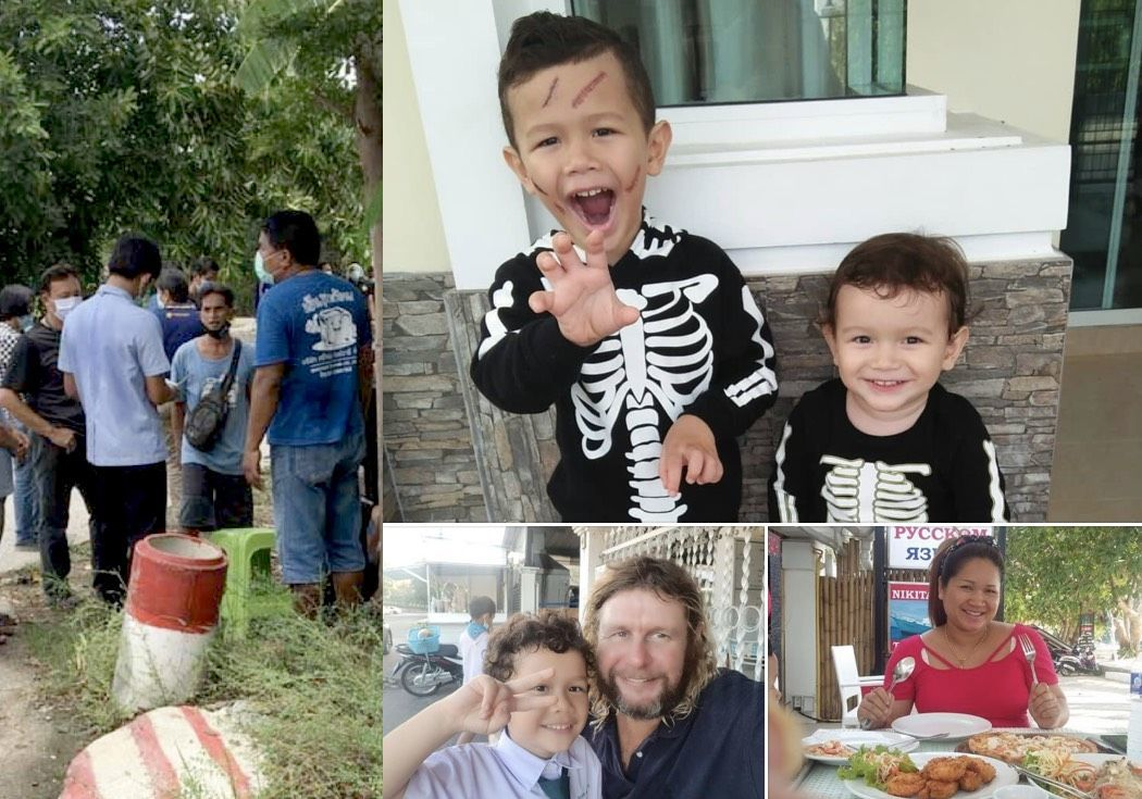 They arrived! One Thai/Australian family's battle to re-unite. | News by The Thaiger