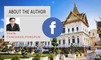 Monarchy satire Facebook group under government scrutiny | The Thaiger