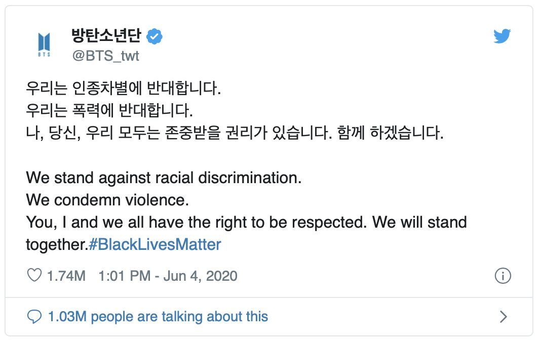 K-Pop fans mobilise to drown out racist tweets and hashtags | News by Thaiger