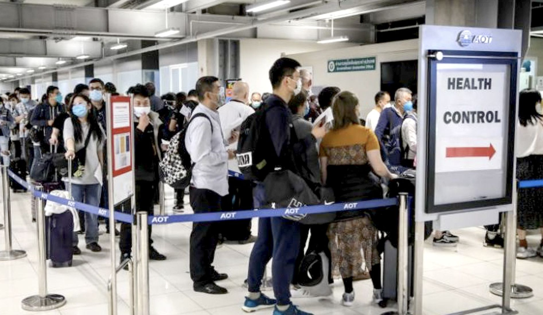 Survey says… most Thais prefer to keep foreign tourists out, for now | Thaiger
