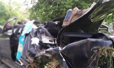 3 killed, 2 injured in Nakhon Si Thammarat crash | Thaiger