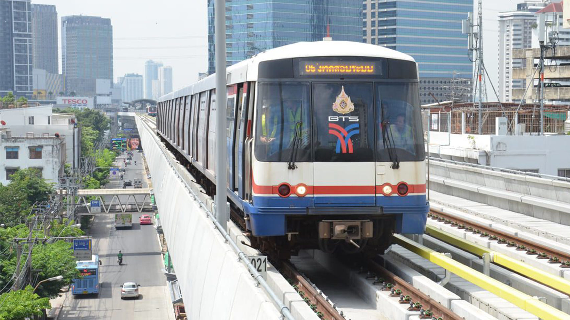 BTS skytrain maximum fare rate increasing to 158 baht despite backlash | The Thaiger
