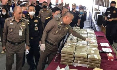 Thai narcotics police conduct several raids, nab Nigerian lynchpin | The Thaiger