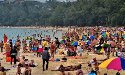 """Health department urges strict """"new normal"""" measures at beaches   Thaiger"""