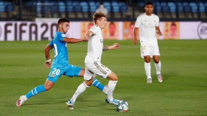 Highlights trận Real Madrid vs Valencia (vòng 29 La Liga): Thắng giòn giã nhờ người hùng dự bị | News by Thaiger