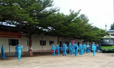 Cập nhật tình hình COVID-19 tại Việt Nam (Ngày CN 7/6): Không ghi nhận ca nhiễm nCoV mới | The Thaiger