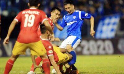 Vụ cầu thủ Hải Huy bị chấn thương: HLV 2 bên đá quả bóng trách nhiệm | Thaiger