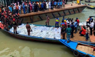 Bangladeshi ferry incident leaves 23 dead, dozens missing | Thaiger