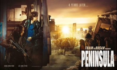 'Peninsula (Train to Busan 2)' tung trailer cuối đầy máu me, bạo lực | Thaiger