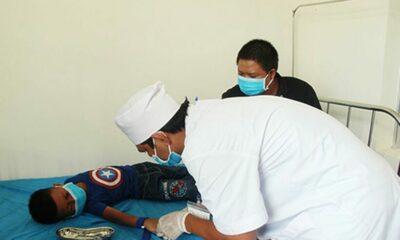 Đắk Nông: Bệnh bạch hầu khiến thêm một bé gái 9 tuổi tử vong | The Thaiger