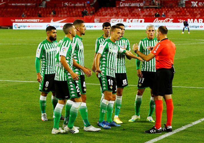 Highlights trận Seville vs Betis: La Liga gay cấn ngày trở lại | News by Thaiger