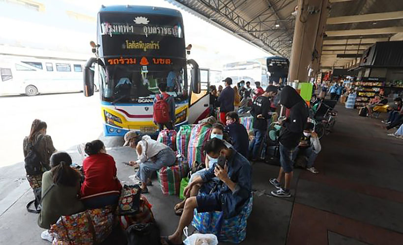 All public transport allowed to resume | The Thaiger