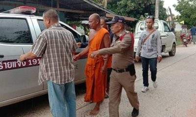 Woman demands monk apologise for killing her pregnant sister in Buriram | Thaiger