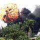 Hà Nội: Cháy kho hóa chất tại Long Biên, Chủ tịch thành phố yêu cầu công khai nguy cơ rủi ro | Thaiger