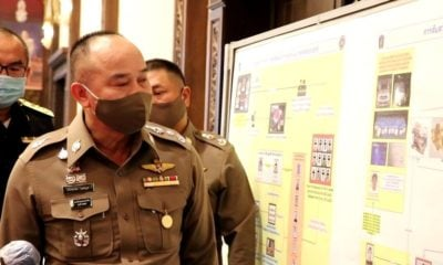 Dozens arrested in money laundering and drugs case | Thaiger