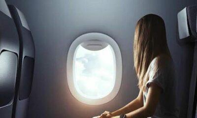 Lý do phải mở tấm che cửa sổ khi máy bay cất cánh và hạ cánh là gì? | The Thaiger