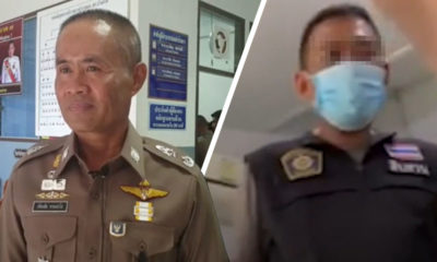 High-ranking police officers try and extort 40,000 baht from woman   Thaiger