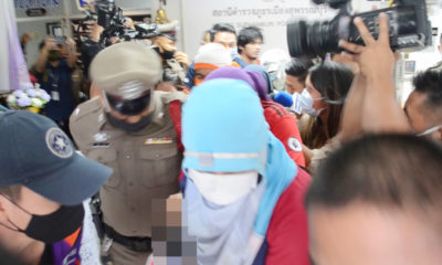 5 men, 2 boys accused of raping 12 year old girl | Thaiger