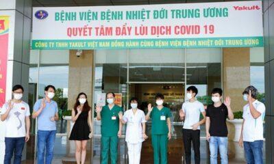 Cập nhật tình hình COVID-19 tại Việt Nam (Ngày T4 10/6): Không ghi nhận ca nhiễm nCoV mới, thêm 4 bệnh nhân khỏi | The Thaiger