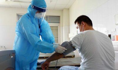 Cập nhật tình hình COVID-19 tại Việt Nam (Ngày T6 12/6): Ghi nhận 1 ca nhiễm nCoV mới là thuyền viên từ Malaysia | The Thaiger