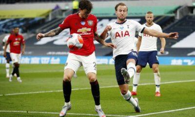 Cập nhật kết quả, bảng xếp hạng và lịch thi đấu bóng đá vòng 30 Ngoại hạng Anh (Premier League) hôm nay: Man Utd hoà Tottenham | Thaiger