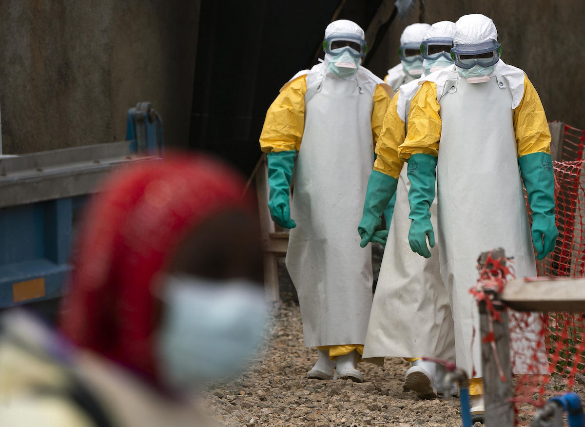Second-deadliest Ebola outbreak officially over | The Thaiger