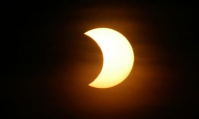 Partial solar eclipse today, starts just after 1pm | Thaiger