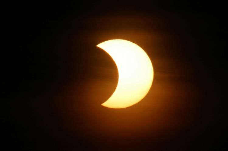 Partial solar eclipse today, starts just after 1pm | The Thaiger