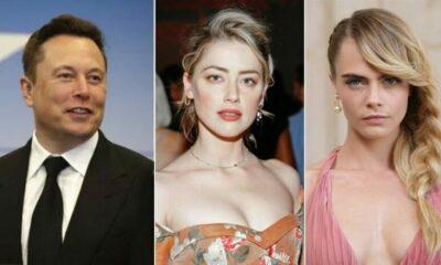 Tỷ phú Elon Musk phủ nhận tin đồn sex tập thể với Cara Delevingne và Amber Heard | The Thaiger