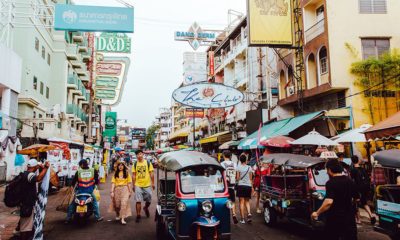 Bangkok's revamped Khaosan Road may reopen in August, without international tourists | Thaiger