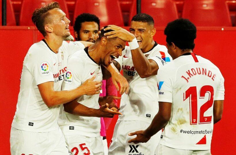 Highlights trận Seville vs Betis: La Liga gay cấn ngày trở lại   The Thaiger