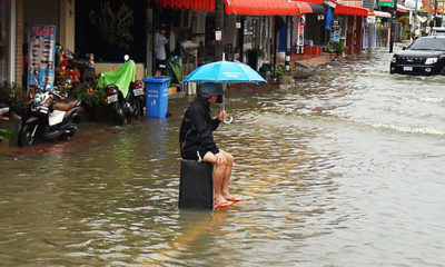 Floods across Thailand kill 3, affect thousands of households | Thaiger
