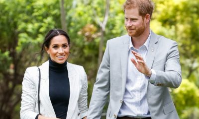 Harry and Meghan join speaking circuit | The Thaiger