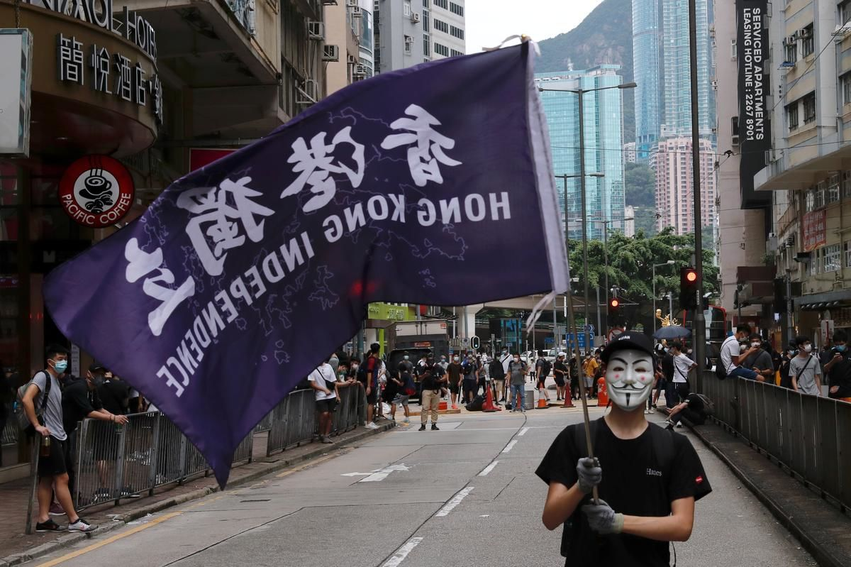 Hong Kong residents protesters of new national security law arrested | News by Thaiger