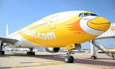 NokScoot downsizes, airlines ask for financial help | The Thaiger