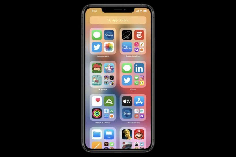 Apple ra mắt iOS 14 với nhiều cải tiến, cho phép cập nhật bản beta ngay hôm nay | The Thaiger