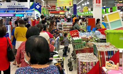 Finance ministry to consider incentives to stimulate shopping, retail sector | The Thaiger