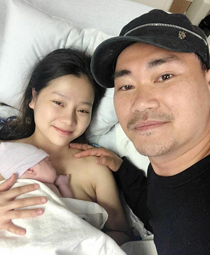 Diễn viên Khánh Hiền sinh con tại Mỹ | The Thaiger