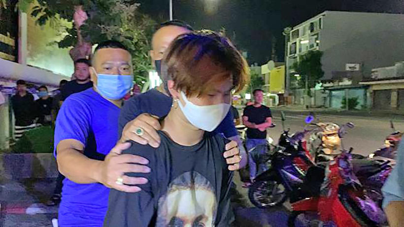 Jilted uni student throws acid on ex girlfriend | The Thaiger
