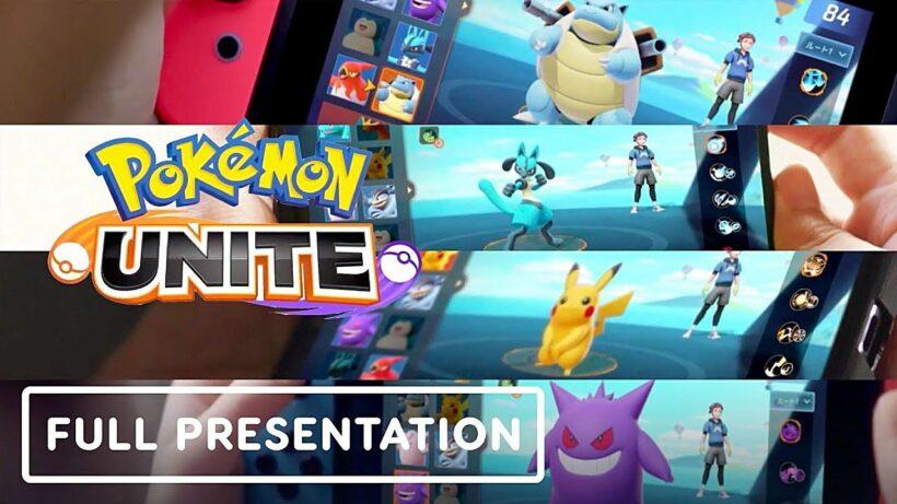 Pokémon Unite: Rục rịch xuất hiện game MOBA Pokémon giống LMHT | News by The Thaiger