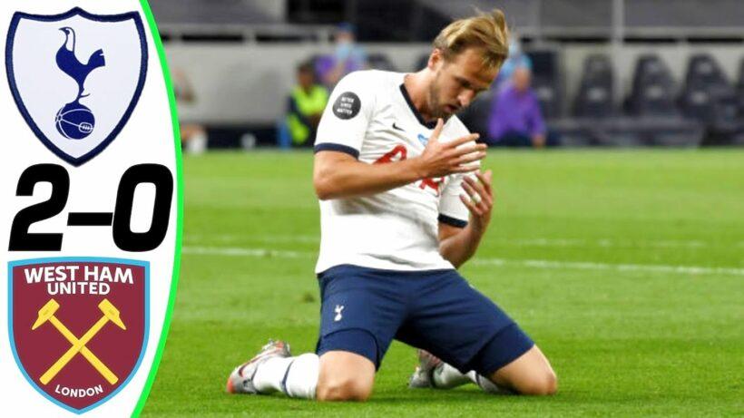 Highlights trận Tottenham vs West Ham: Dứt mạch bảy trận không thắng, áp sát MU | The Thaiger