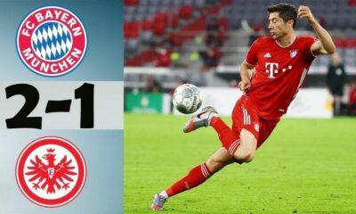 Highights trận Bayern Munich vs Frankfurt (Bán kết giải VĐQG Đức Bundesliga 2019/20): Bayern tiến vào chung kết | The Thaiger