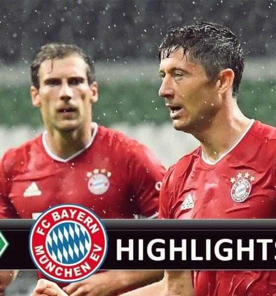 Highlights Werder Bremen vs Bayern Munich: Bayern vô địch giải VĐQG Đức Bundesliga mùa thứ 8 liên tiếp   Thaiger