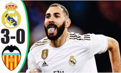 Highlights trận Real Madrid vs Valencia (vòng 29 La Liga): Thắng giòn giã nhờ người hùng dự bị | Thaiger