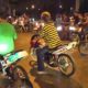 Over 100 arrested for illegal motorcycle night racing in Nonthaburi | Thaiger
