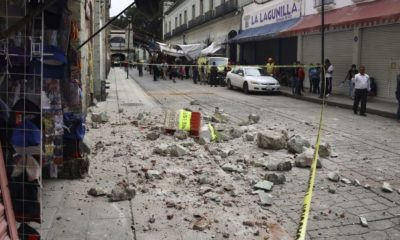 7.5 magnitude earthquake rattles Mexico   Thaiger