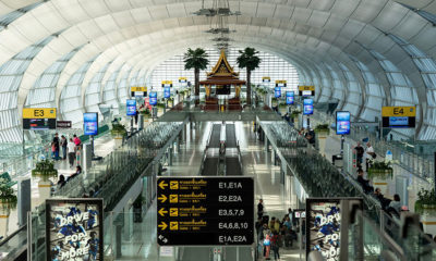 Thailand re-opens its international borders today | Thaiger