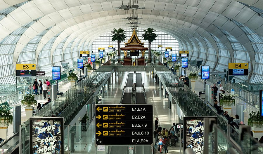 Thailand re-opens its international borders today | The Thaiger