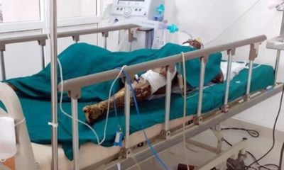 Kon Tum: Người đàn ông tưới xăng đốt nhà khiến hai người chết   Thaiger